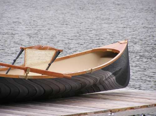 15-ft Adirondack Guideboat - Row Boat