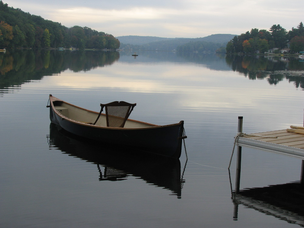 12-ft Vermont Packboat