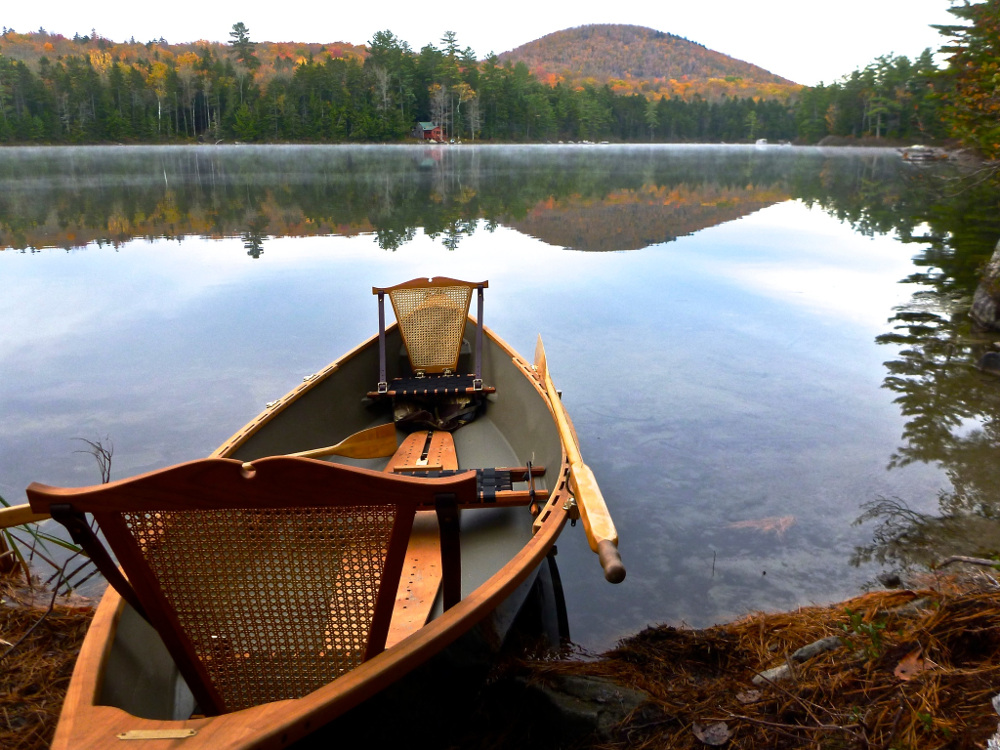 14-ft Vermont Dory - Row boats, Packboats, Guideboats and boat kits