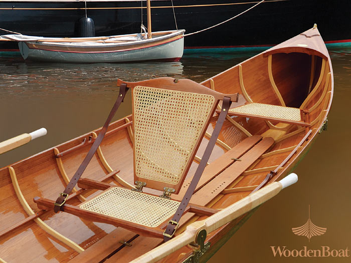 Cedar Guideboat Kit Row Boats Packboats Guideboats And