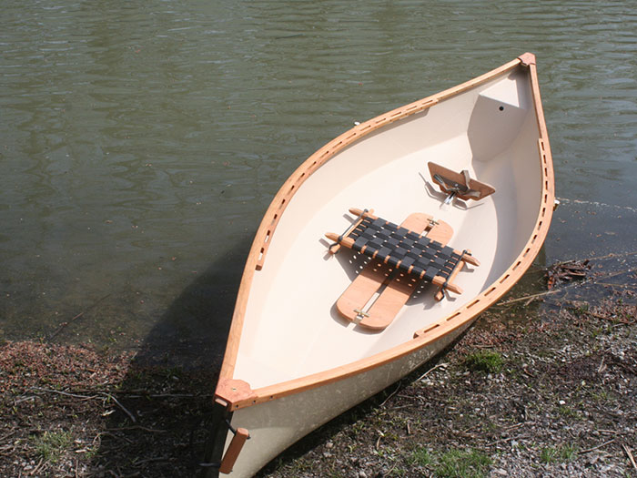 12-ft Ultra-Light Solo Packboat