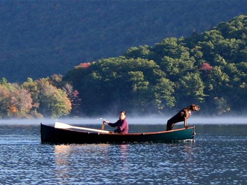 Vermont Dory, Adirondack Guideboat