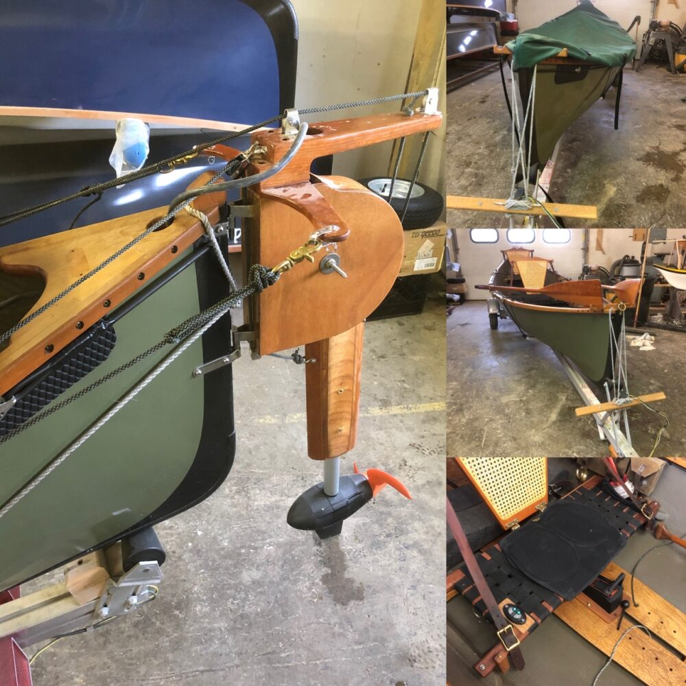 14' VT Duck Dory #603A