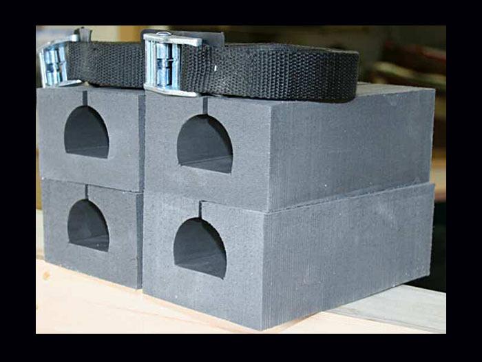 Blocks & Straps