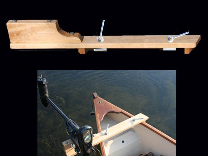 Motor Mount (14 & 15 foot boats)