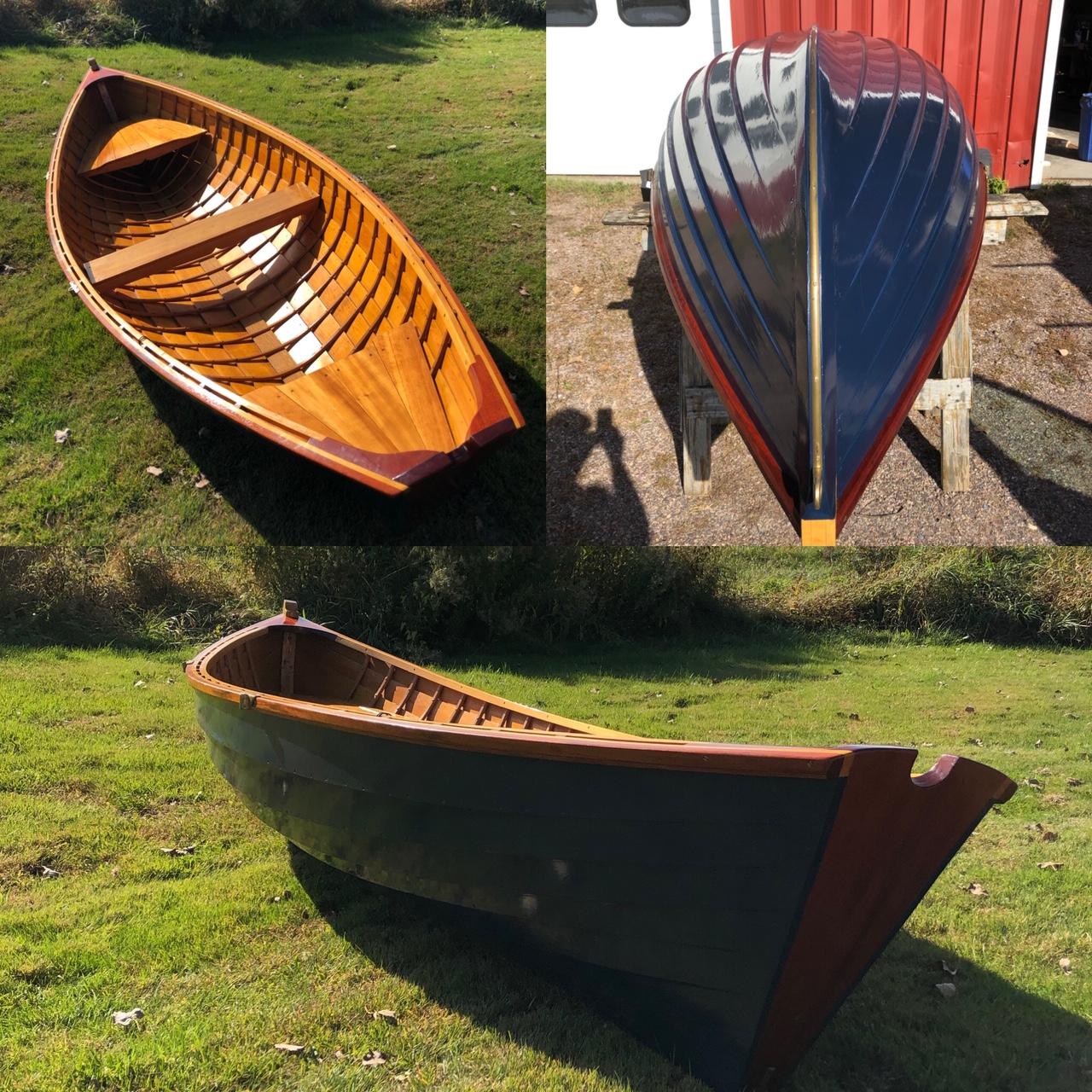 2014 Finnish Pulling Boat