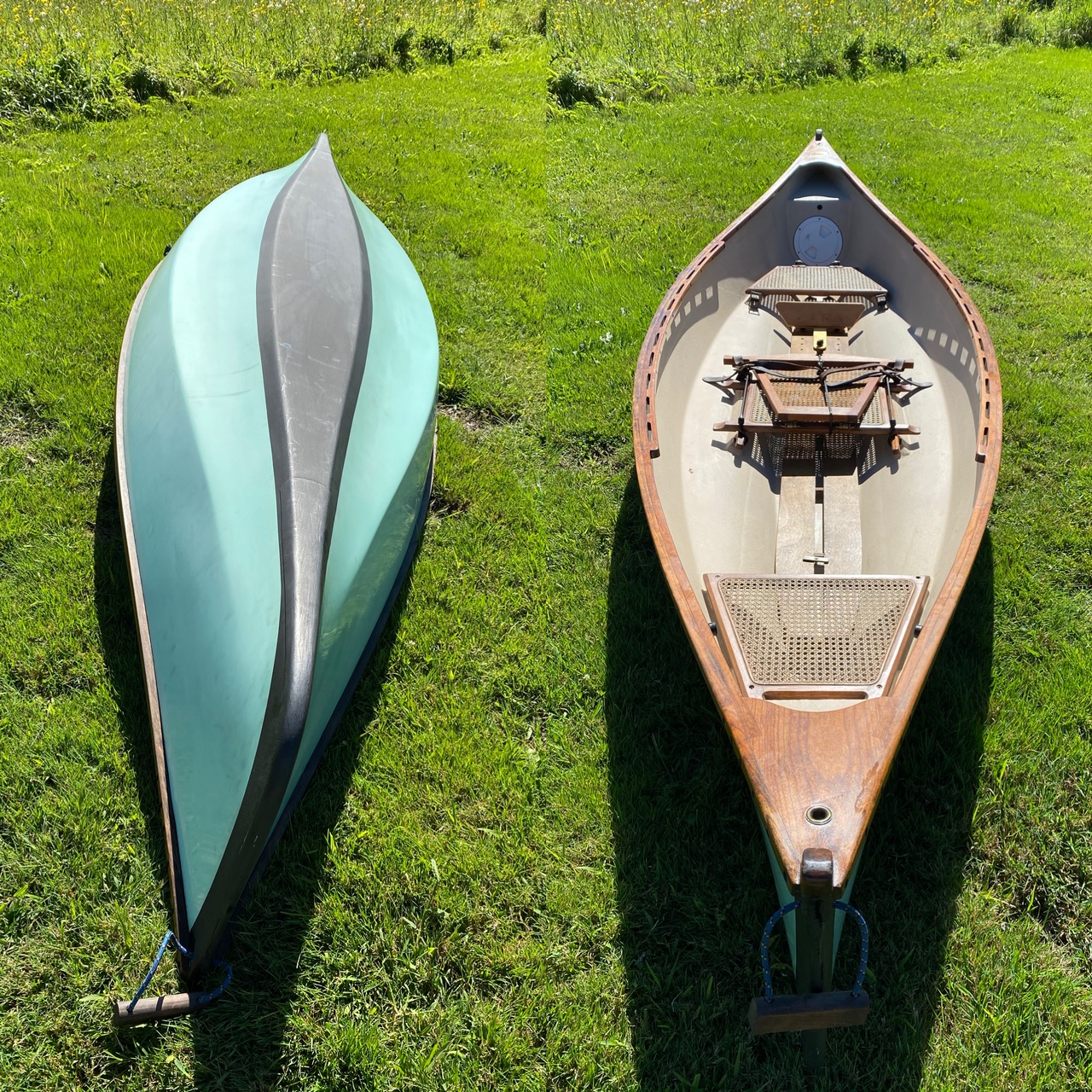 12' Used VT Pack Boat
