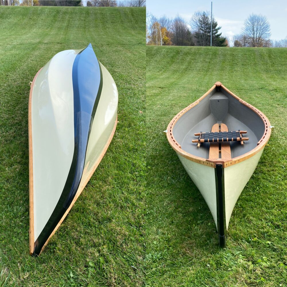 12' Solo Pack Boat (new)