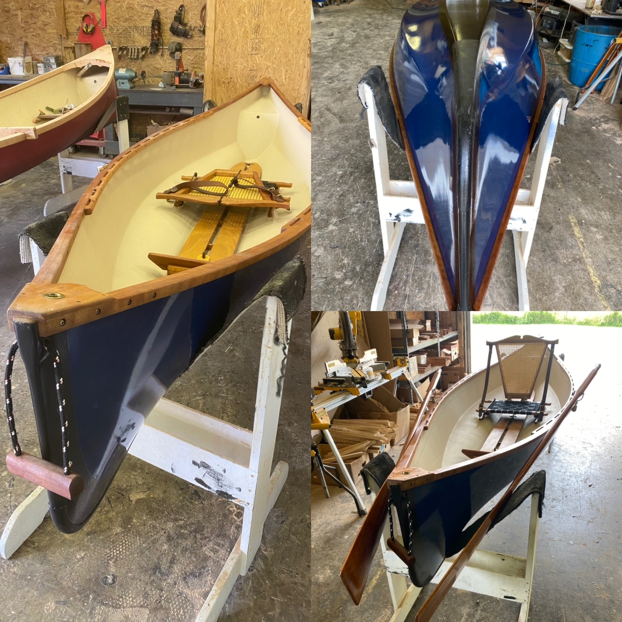 12' VT Solo Pack Boat (Used)