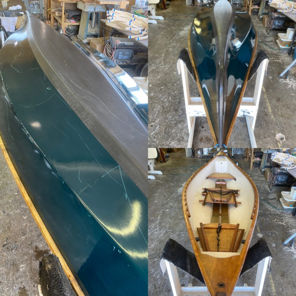 12' VT Pack Boat Used